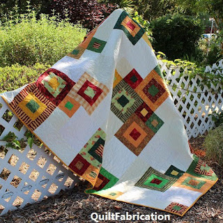 PATCHWORK AND QUILTING BASICS BOOK-JO AVERY-MODERN QUILT-LOG CABIN QUILT