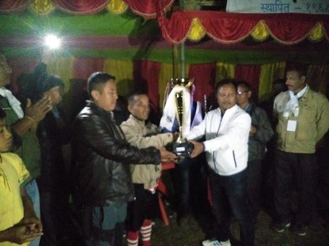 Gram Sudhar Samity Rungbee Division