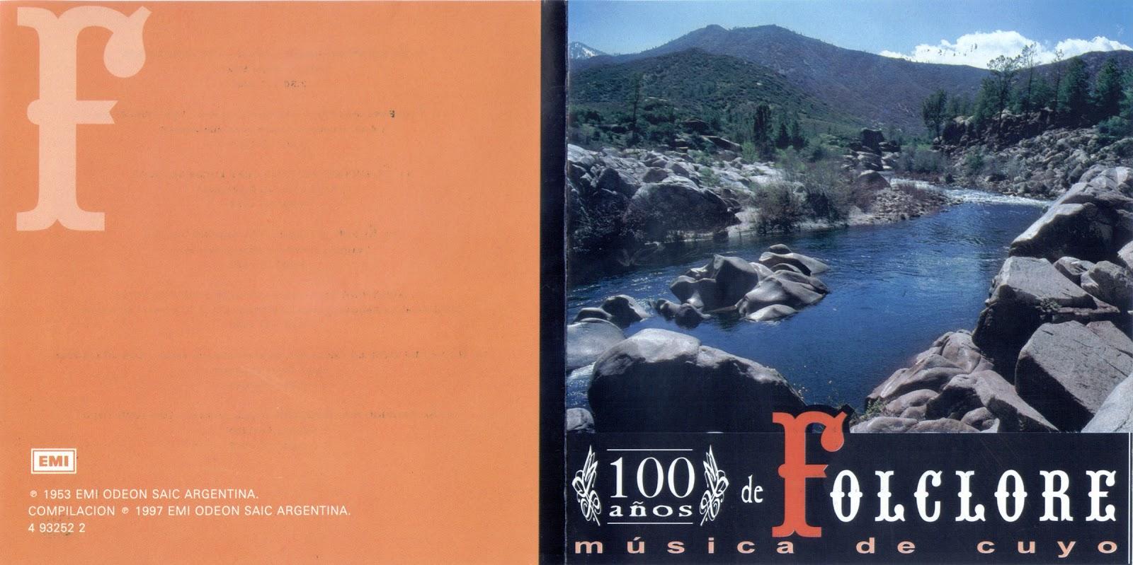 100 años del folklore descargar musica de cuyo