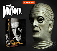 NECA's Limited-Edition Universal Monsters Mask Series The Mummy