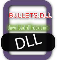 BULLETS.dll download for windows 7, 10, 8.1, xp, vista, 32bit
