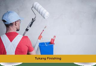 Tukang Finishing