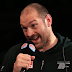 """I can beat Anthony Joshua with one hand behind my back'- Tyson Fury brags."
