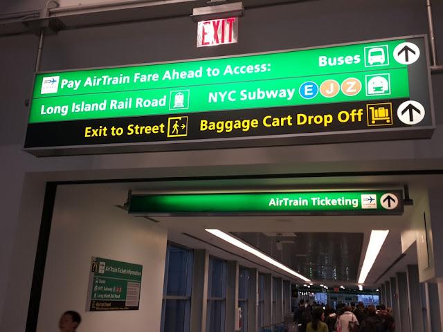Como ir do Aeroporto JFK para Manhattan