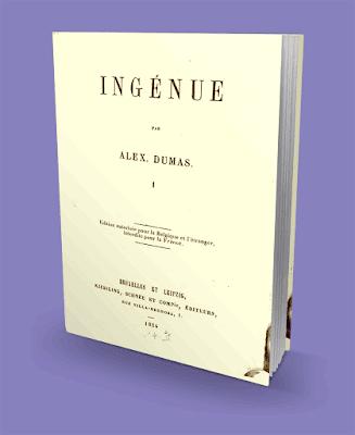 Ingenua - Alejandro Dumas