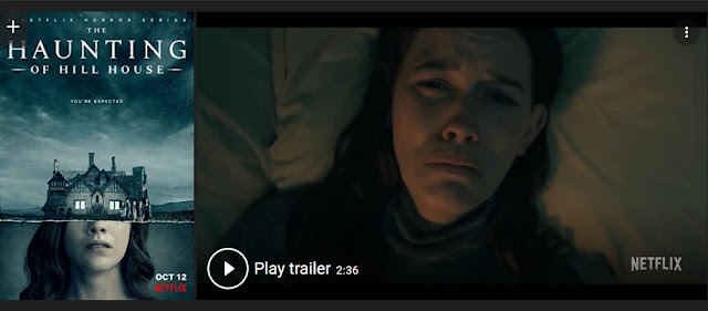 Play The Haunting of Hill House (2018) Horror Web Series Trailer online for free