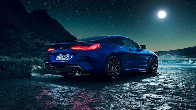 BMW M8 Coupe And Convertible Return For 2022