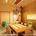 Grand dining bedroom and stair designs