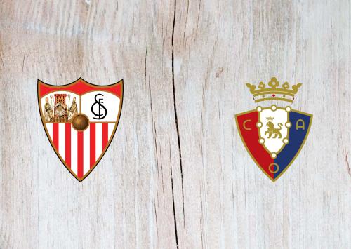 Sevilla vs Osasuna -Highlights 1 March 2020