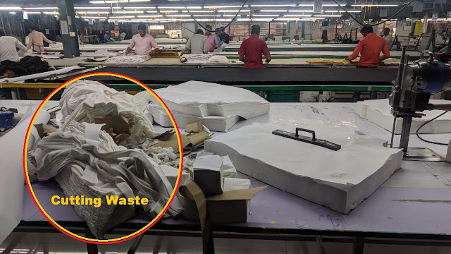 cutting waste recycling