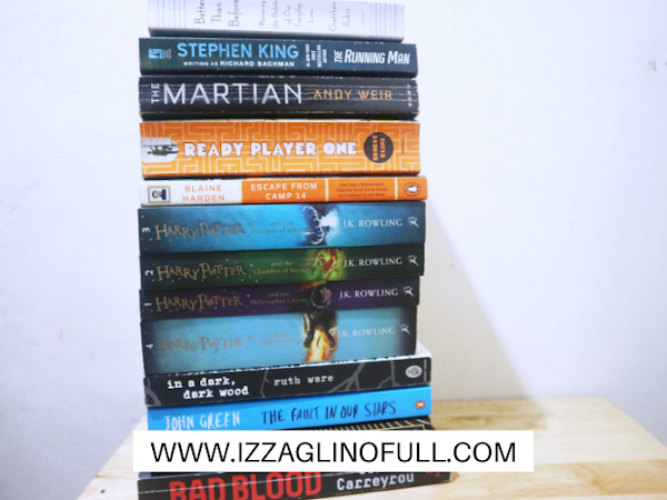 All the Books I Read in 2019 | A Recap