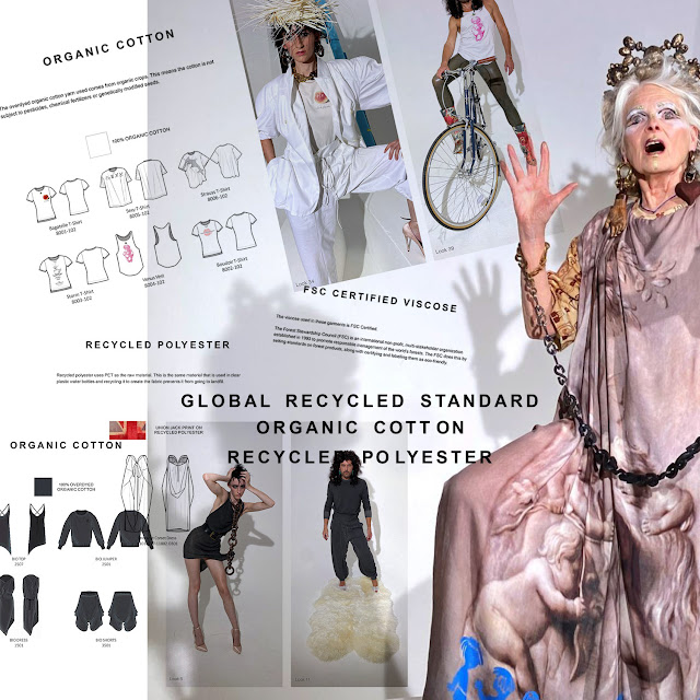 Andreas Kronthaler for Vivienne Westwood Spring Summer 2021 by RUNWAY MAGAZINE