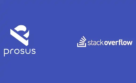 Stack Overflow Acquired By Prosus for $1.8 Billion