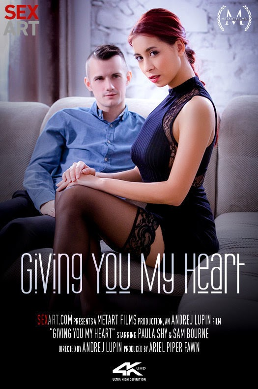 0778236897 [Sex-Art] Sam Bourne, Paula Shy - Giving You My Heart sex-art 05220