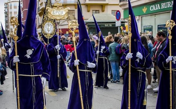 Málaga suspenderá la celebración de procesiones en la Semana Santa 2021 después de Navidad