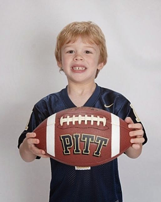 Sports Portraits 2014 & A Pitt Home Game