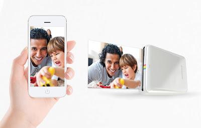 Impresora Polaroid Zip Instant