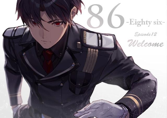 86: Eighty-Six conmemora su episodio 12 con ilustraciones