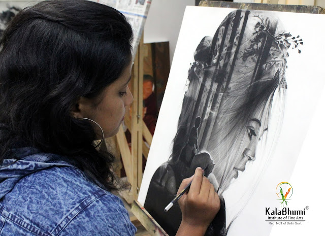 Kalabhumi Arts Fine Arts Institute For Diploma Courses Sketching Drawing And Painting Courses