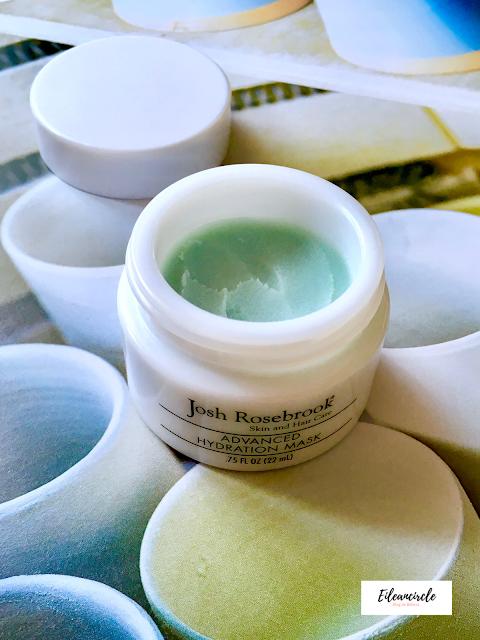 Josh Rosebrook, cosmética nicho, hidratación, Advanced hydration mask, Skincare