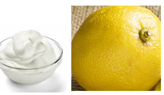 How to get glowing skin using Yogurt And Lemon