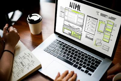 Tips Buat Desain Web Minimalis - www.radenpedia.com