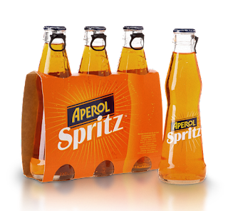 Aperol Spritz in miniflesjes