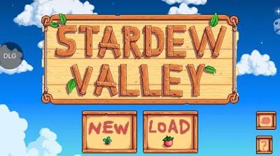 لعبة Stardew Valley