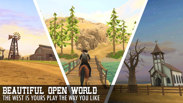 Guns and Spurs 2 Hileli APK v1.1.2 Mod APK