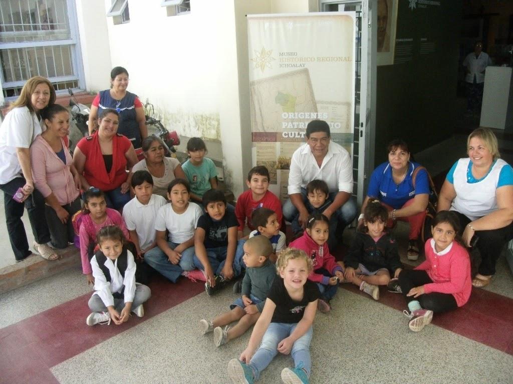 Ichoalay, 2015, Visitas,