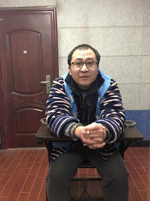 隋牧青律师:胡湘银案通报