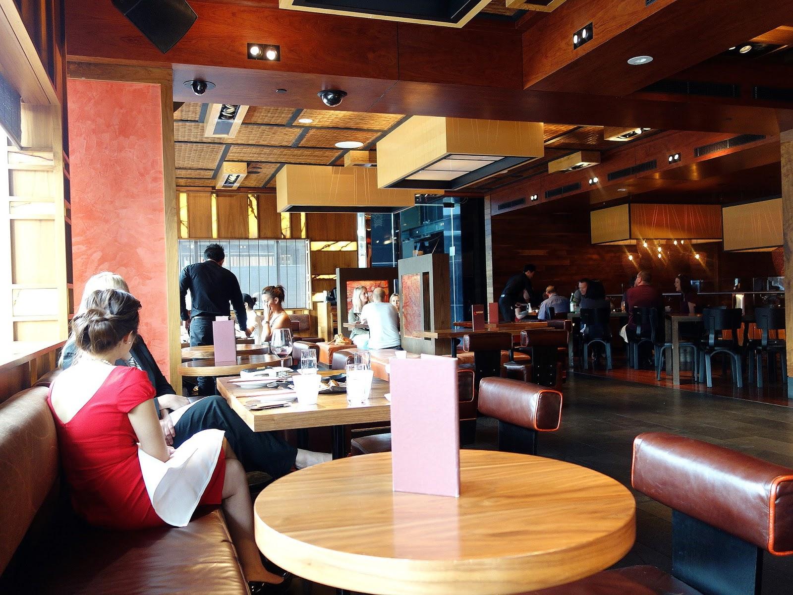 Nobu Melbourne Reservations