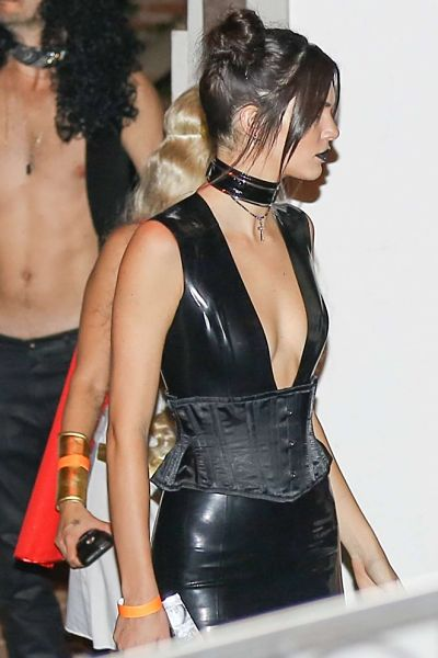 Kendall Jenner – Kate Hudson's Halloween Party