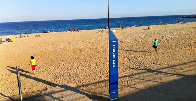 Praia Mar Bella e Nova Mar Bella