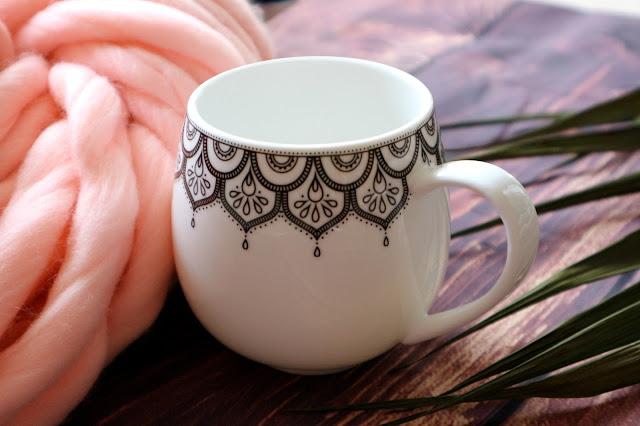 Nordic Minimalist Style Mug