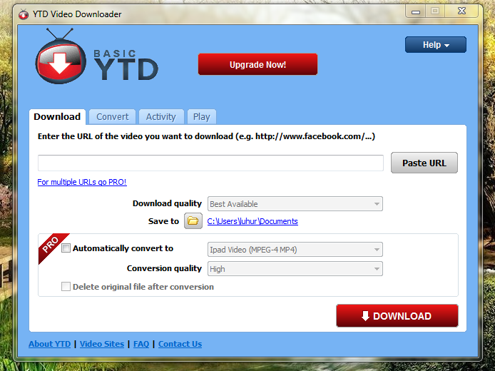 Download Software YTD Downloader Terbaru