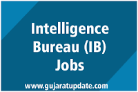 Intelligence Bureau (IB) Recruitment for 527 ACIO, Junior Intelligence Officer & Other Posts 2021