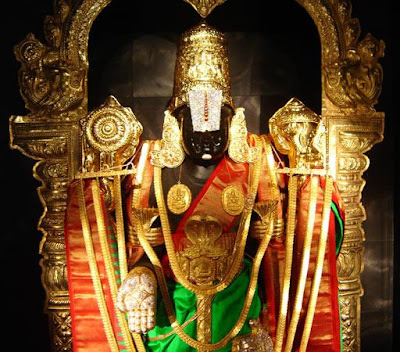 Chilkur Balaji Temple in Hyderabad District in Telangana