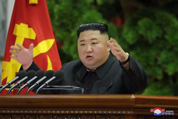 Kim Jong Un guides WPK 7th CC 5th plenum, December 28, 2019