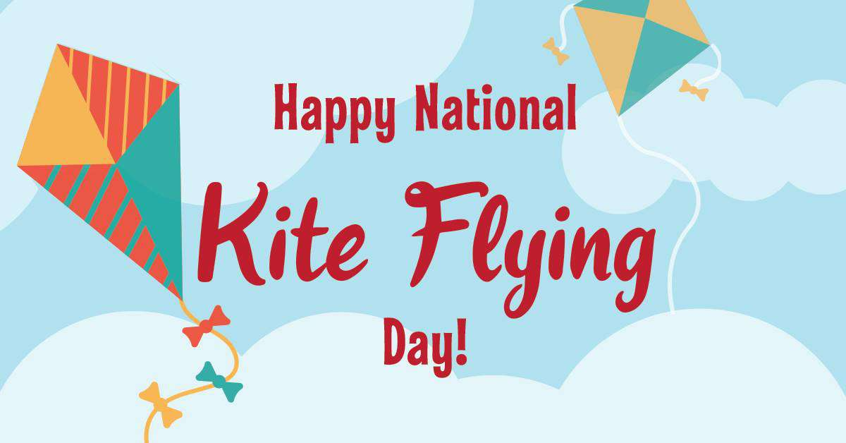 National Kite-Flying Day Wishes for Instagram