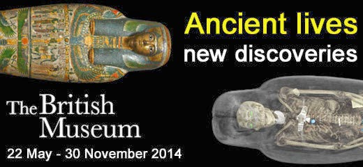 'Ancient Lives: New Discoveries' at the British Museum