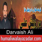https://humaliwalaazadar.blogspot.com/2019/08/darvaish-ali-nohay-2020.html