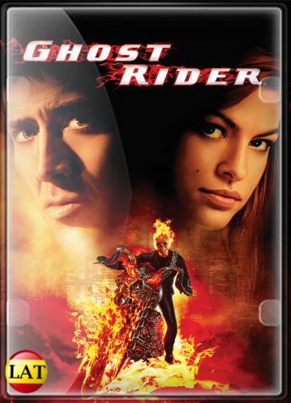 Ghost Rider: El Vengador Fantasma (2007) Extended DVDRIP LATINO