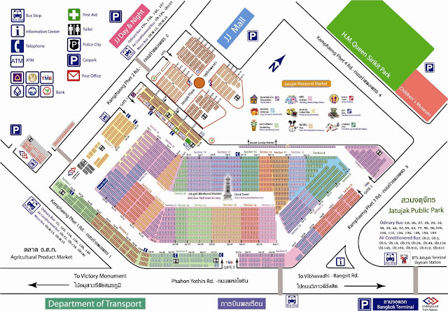 Chatuchak-Weekend-Market-Map
