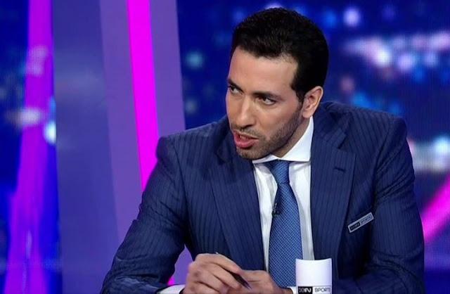 مرض محمد أبو تريكة وهيثم فاروق يثر مخاوف محبيه