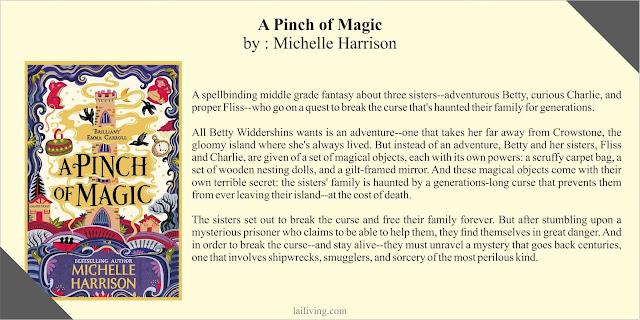 A Pinch of Magic Michelle Harrison