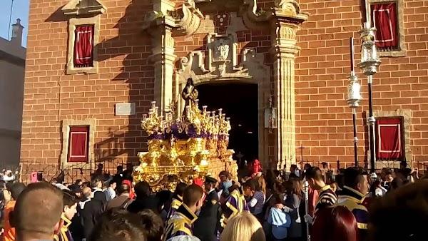 San Fernando: Aplazados 'sine die' los actos del 75 aniversario devocional de Medinaceli
