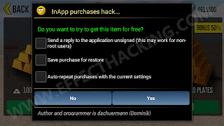 cara menggunakan lucky patcher hack game android