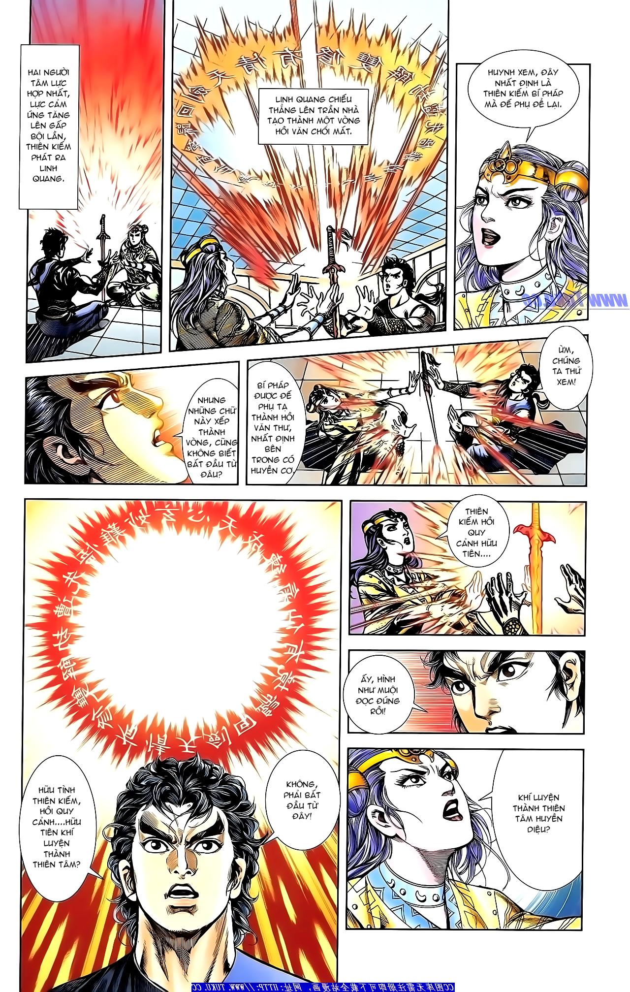 Cơ Phát Khai Chu Bản chapter 153 trang 6