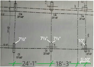 estimating, concrete volumn, grade beam